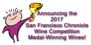 Wine competition in San Francisco