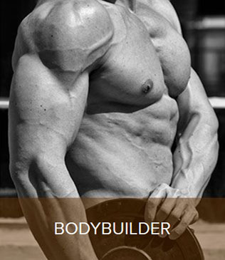 Gynecomastia and Body Building - man body photo