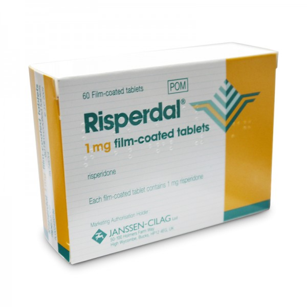Risperdal photo